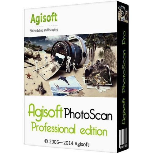 Agisoft PhotoScan Proffesional edition