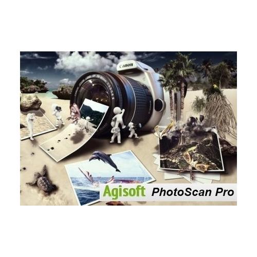 Agisoft PhotoScan Standard Edition