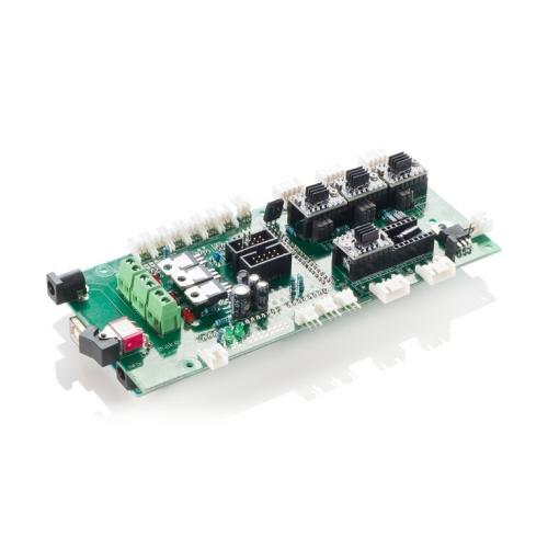 Fully assembled electronics